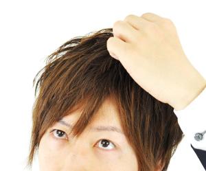 冬場の頭皮ケア